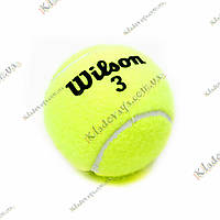 Теннисные мячи Wilson Championship 3-Can Extra Duty