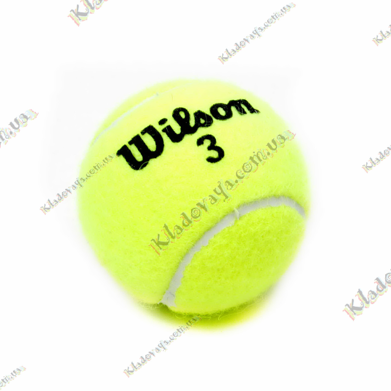 Теннисные мячи Wilson Championship 3-Can Extra Duty, фото 1