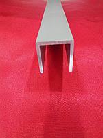 Швеллер, П-образный (анод) 19,7х19,0х19,7х1,5, фото 1