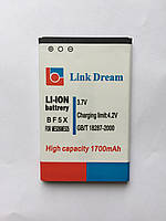 Усиленный аккумулятор Motorola Defy Mini  Bf5X MB525
