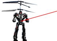 Радиоуправляемый летающий робот-трансформер Transformers