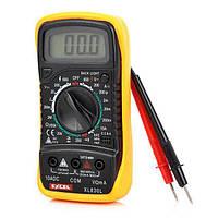 Профессиональный цифровой мультиметр тестер 830L