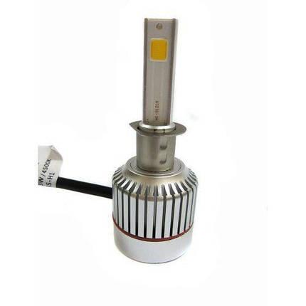 Светодиодные лампы Car Led Headlight H3 33W 3000LM 4500-5000K, фото 2