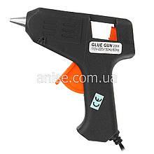 Пистолет клеевый, термопистолет для рукоделия под стержни 11 мм