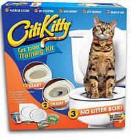 Система приучения кошек к унитазу Toilet Train Your Cat