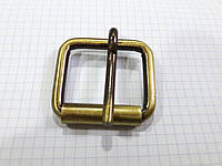 Пряжка A1726 ст.латунь 40 мм