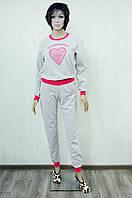 Женская пижама с начесом Анна