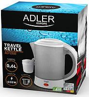 Электрочайник Adler  AD 1268 туристический, фото 1