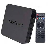 Приставка Smart TV Android TV BOX MQ PRO 1+8 (4 ядра)