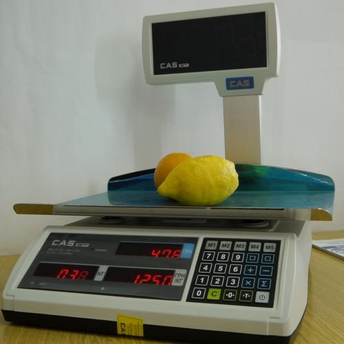 Весы торговые CAS ER-Plus 15 EU (LT)