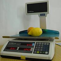 Весы торговые CAS ER-Plus 15 EU (LT), фото 1