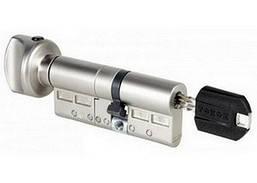 Цилиндр TOKOZ PRO 300 60mm (30*30t) ключ / тумблер