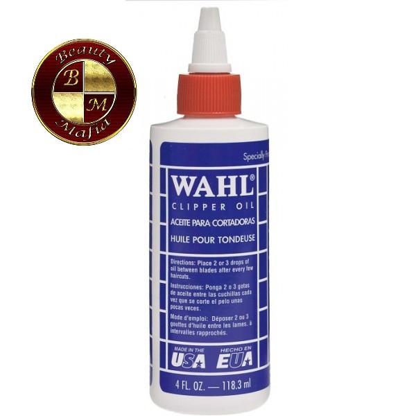 Масло для машинок WAHL, 118мл