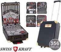 Набор инструментов Swiss Kraft Limited Edition Black Gold 356 pcs