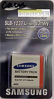 Акумуляторна батарея SAMSUNG SLB-1237  3.7V/1250mAh