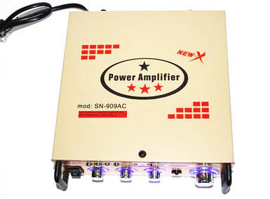 Усилитель звука SN-909 AC