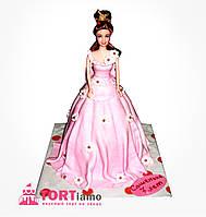 """Детский торт на заказ """"Кукла Барби"""""""