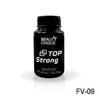Сверхпрочное верхнее покрытие TOP Strong 30 мл FV-09