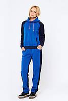 Женский зимний спортивный костюм Тукан синий
