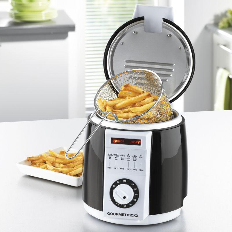 Фритюрниця Gourmetmaxx Multi-Fritteuse 08345
