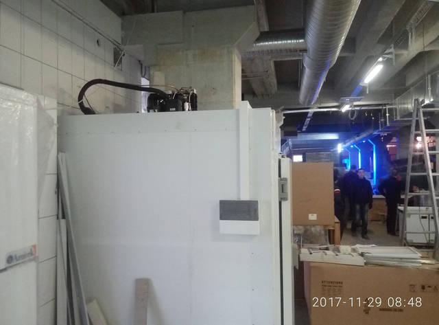Холодильные камеры для ресторана Mister Cat! 6