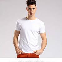 Белая футболка orig хлопок 100%  размеры M, L, XL, XXL код 1561 XXL