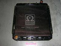 Радиатор вод. охлажд. КАМАЗ 5320 (3-х рядн.) медн. <ДК>