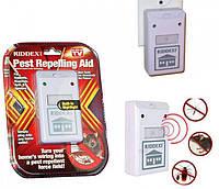 Электромагнитный отпугиватель грызунов и насекомых RIDDEX Pest Repelling Aid