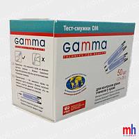 Тест-полоски Gamma DM №50