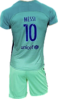 Форма футбольная детская Barcelona MESSI (XS-S-M-L-XL) NEW!