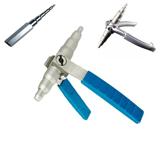 Труборасширители ручные и гидравлические