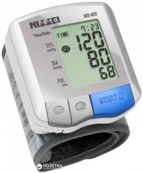 Тонометр NISSEI WS-820