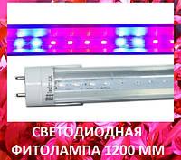 Светодиодная фитолампа для растений 1200 мм