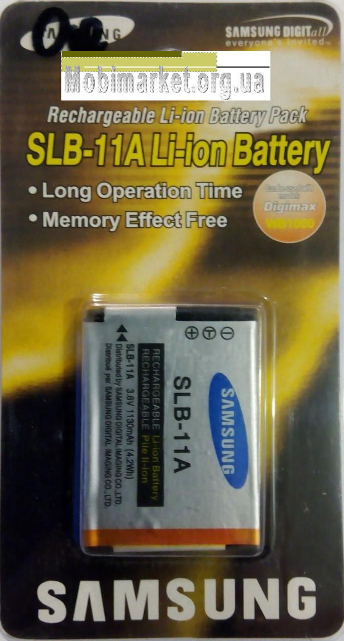 Акумуляторна батарея SAMSUNG SLB-11A  3.8V/1130mAh