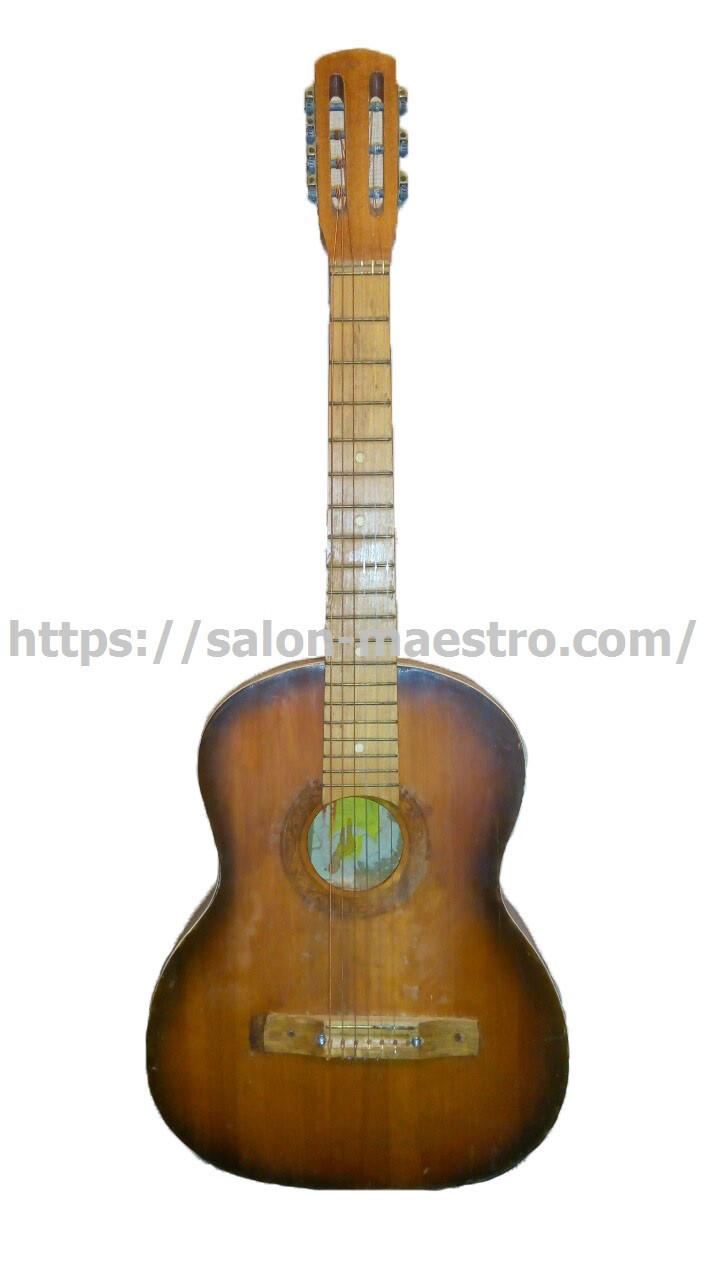 ( 01\0424 ) Черниговская Гитара с Чистым и Богатым Звуком