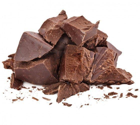 Какао-тертое (Гана 52,7% жирности) 1000 г