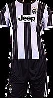 Форма футбольная детская Juventus (XS-S-M-L-XL) Без номера.