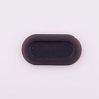 Заглушка кузова Рено Кенго (62x32x6.5). Пластиковая. 7703074078. Б.У