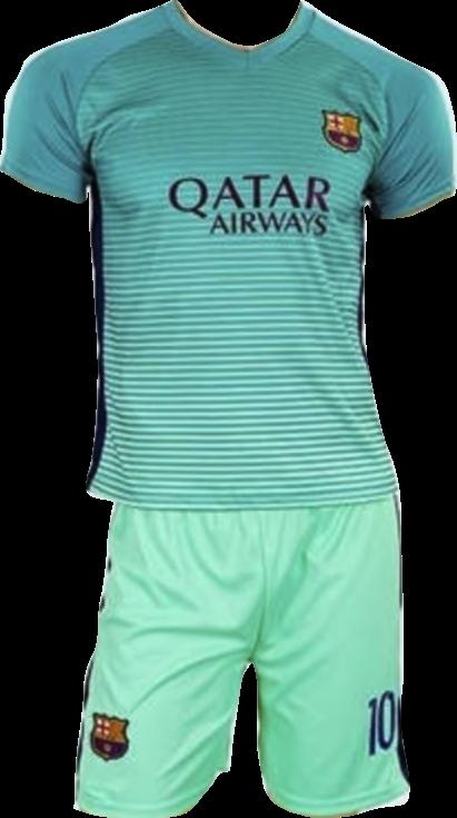 f166765023bf Форма Футбольная Детская Barcelona MESSI (XS-S-M-L-XL) — в Категории ...
