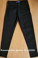 Штаны(скинны), для мальчика 158-164 рост (черные), фото 1