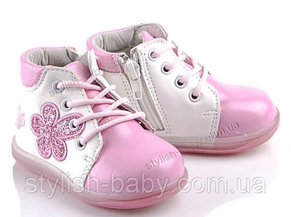 Детская весенняя коллекция 2018. Детская демисезонная обувь бренда EeBb для девочек (рр. с 21 по 26), фото 2