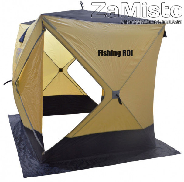 Палатка зимняя Fishing ROI Куб