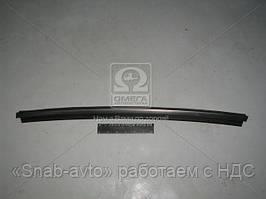 Уплотнитель стекла опускного ВАЗ 2110 передн. лев. нижний (производство БРТ) (арт. 2110-6103291-05Р), AAHZX