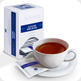 Чай Althaus Deli Packs Assam Meleng 20х1,75g(12)