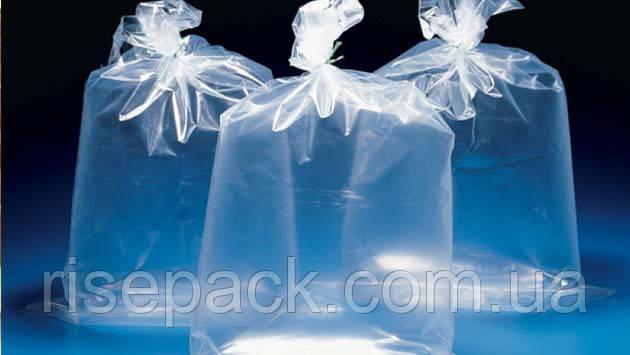 Пакет 45х50 прозрачный пвнд