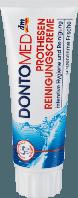 Крем - паста для чистки зубных протезов Dontodent Prothesen Reinungungscreme 75ml.