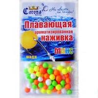 Наживка плавающая ароматизированная Сorona® (миди) Микс