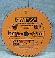 Пильный диск CMT 271.300x48M (300x2,6x1,8) Z48