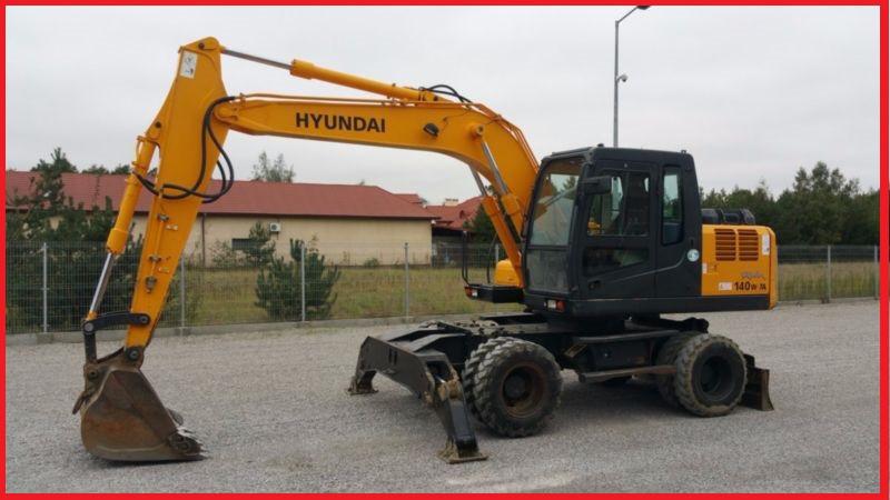 Hyundai 140