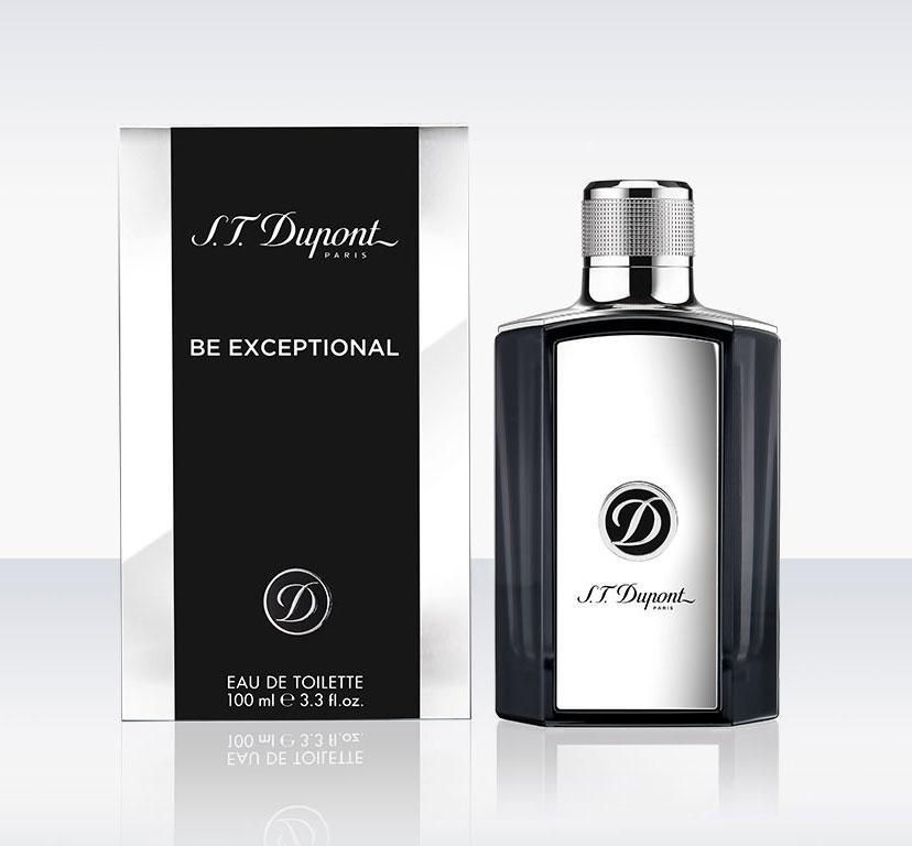 S.T. Dupont Be Exceptional  100ml (tester) мужская туалетная вода (оригинал)